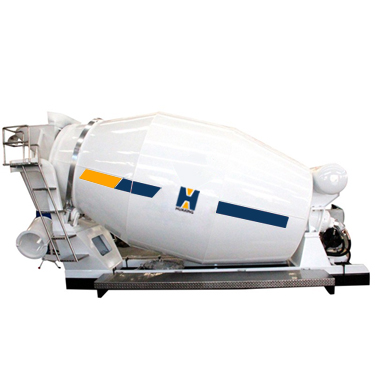 6 CBM Mixer Drum-Concrete transit mixer- Huaxing